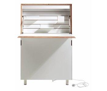 schreibtisch f r schulanf nger kinderschreibtisch von moll haba matti orgoo. Black Bedroom Furniture Sets. Home Design Ideas