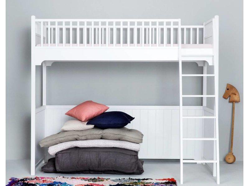 Lattenrost Oliver Furniture Hochbett Weiß 90 X 200 Cm Incl.