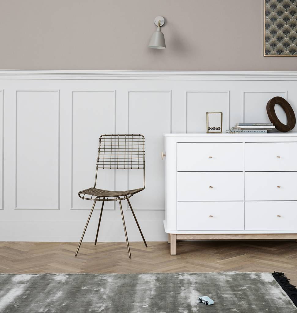 oliver furniture wood kommode wei eiche. Black Bedroom Furniture Sets. Home Design Ideas