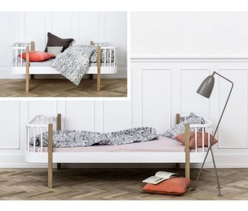 Oliver Furniture Umbau Juniorbett zum Einzelbett Wood