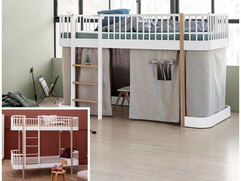 Etagenbett Oliver Furniture : Oliver furniture kinderzimmer wood im kinder räume online shop