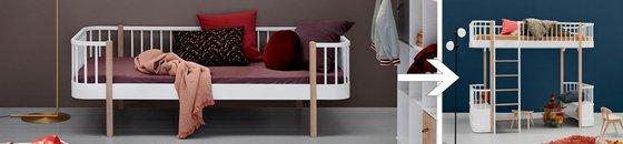 Umbausets für Wood Betten