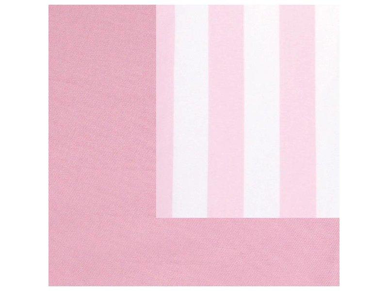 Annette Frank Utensilo-Rückwand Maxistreifen rosa 200 x 85 cm