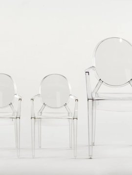 Kartell LouLou Ghost