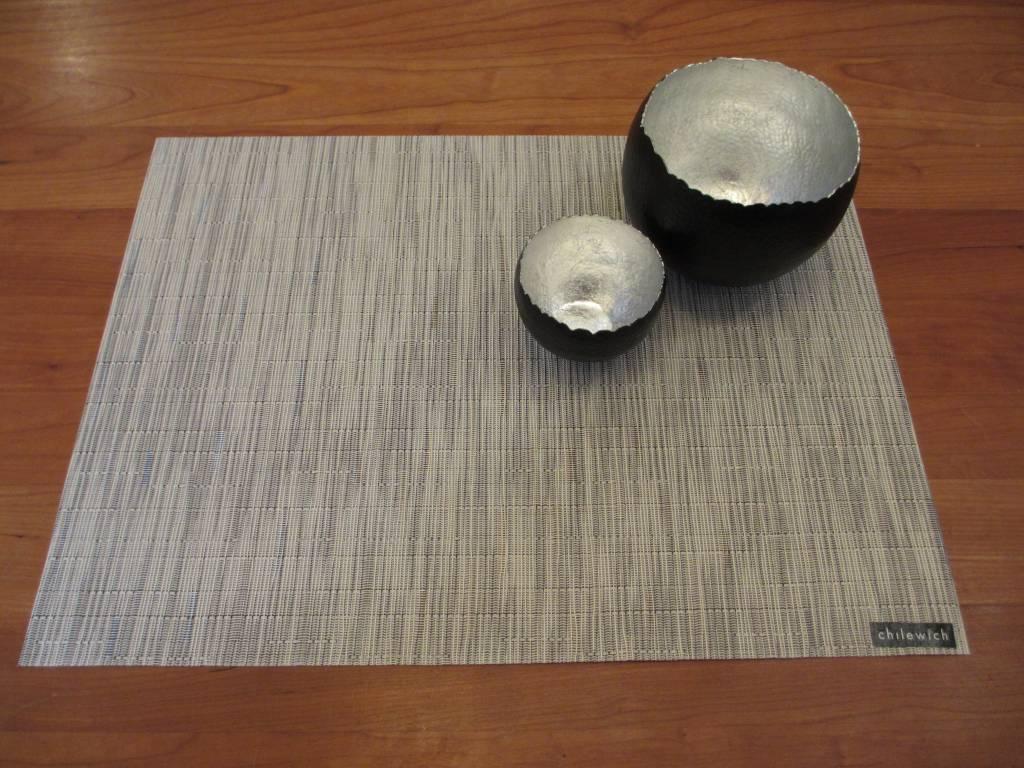 chilewich Tischset Bamboo chalk