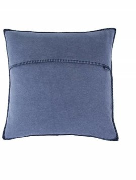 zoeppritz Kissenbezug COSY 50x50cm, jeansblau