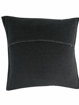zoeppritz Kissenbezug COSY 50x50cm, dunkelgrau, Farbe 960