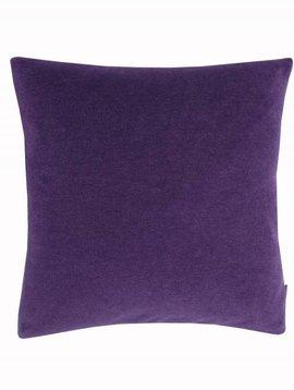 zoeppritz Kissenbezug SOFTY 40x40cm, violett, Farbe 490