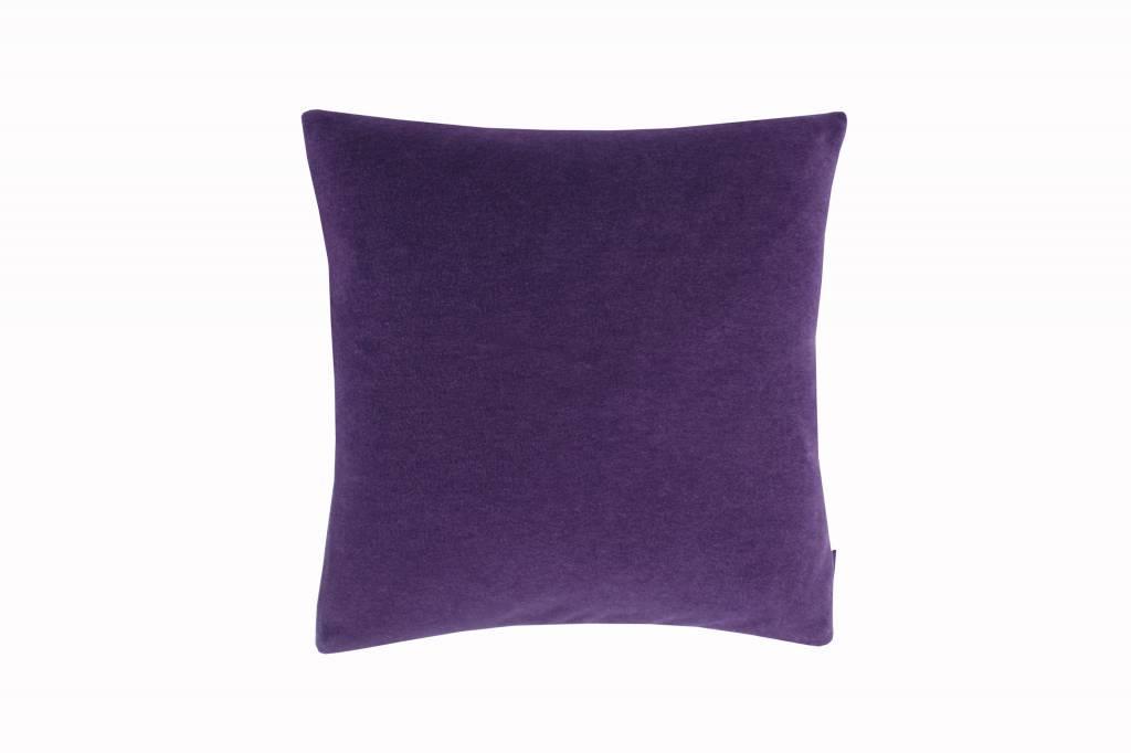 zoeppritz Kissenbezug COSY 40x40cm, violett, Farbe 490