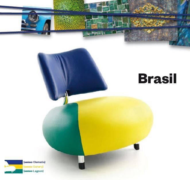 Leolux Sessel Pallone Lill brasil