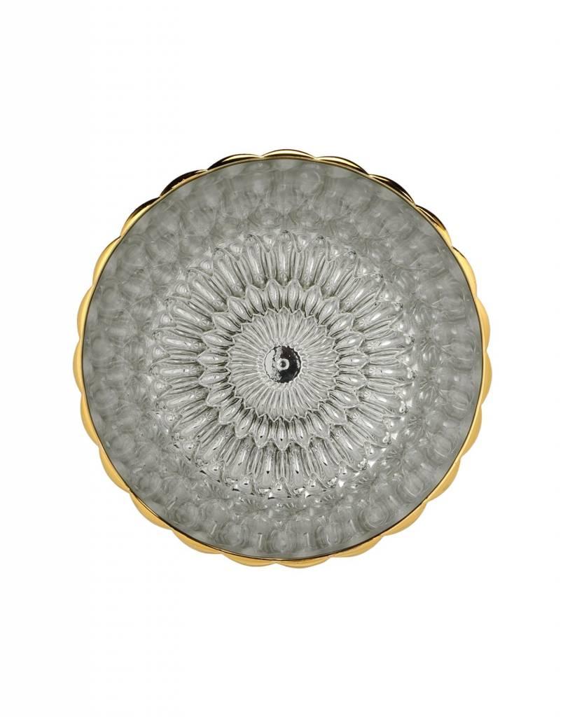 Kartell Vase Jelly, gold