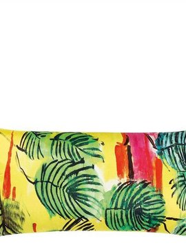 Designers Guild Kissen Lanting lemongrass, 60/30 cm