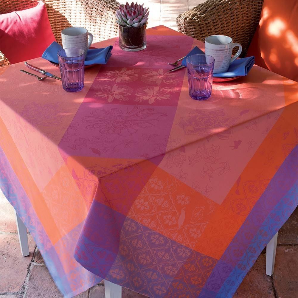Garnier Thiebaut Tischläufer Succulentes Papye