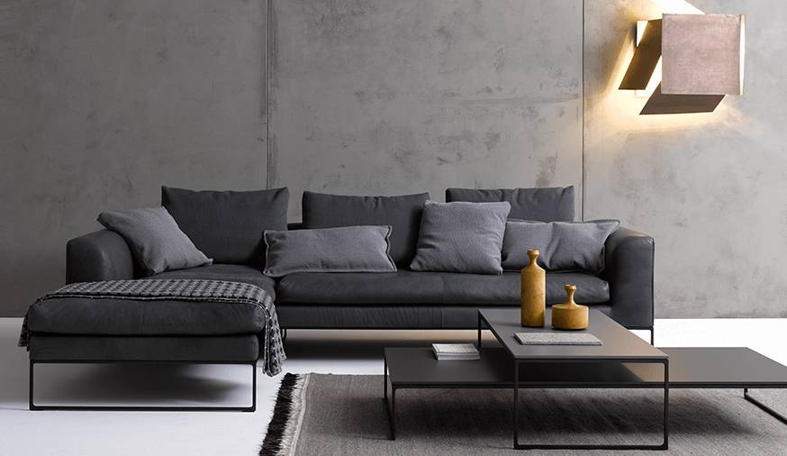 COR - Vorteilspreis bei Sofa Melle-Lounge und Stuhl Jalis