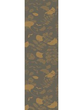 Garnier Thiebaut Tischläufer Mille Feuilles bronze, 55/180 cm