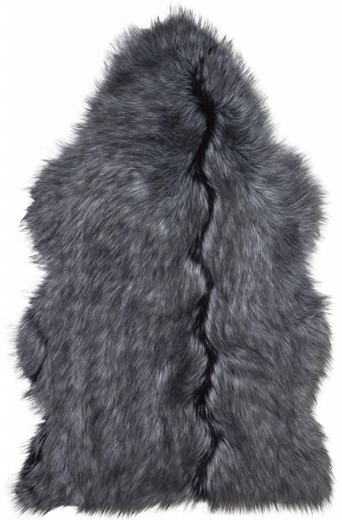 Winter Home Sheepskin Tamaska Wolf, 70/115 cm