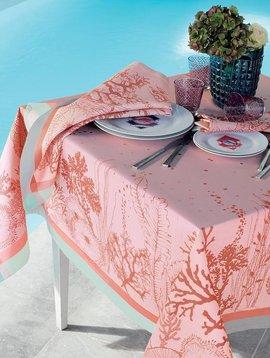 garnier thiebaut tischl ufer corail rose 155x55cm wohndekor m ller. Black Bedroom Furniture Sets. Home Design Ideas