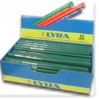 Lyra Steen potlood | 100 stuks