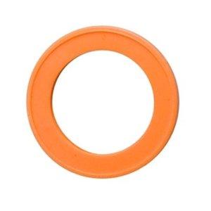 Kenringen voor sleutels 100 stuks Oranje