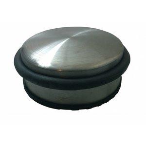 Deurstopper Rvs laag model