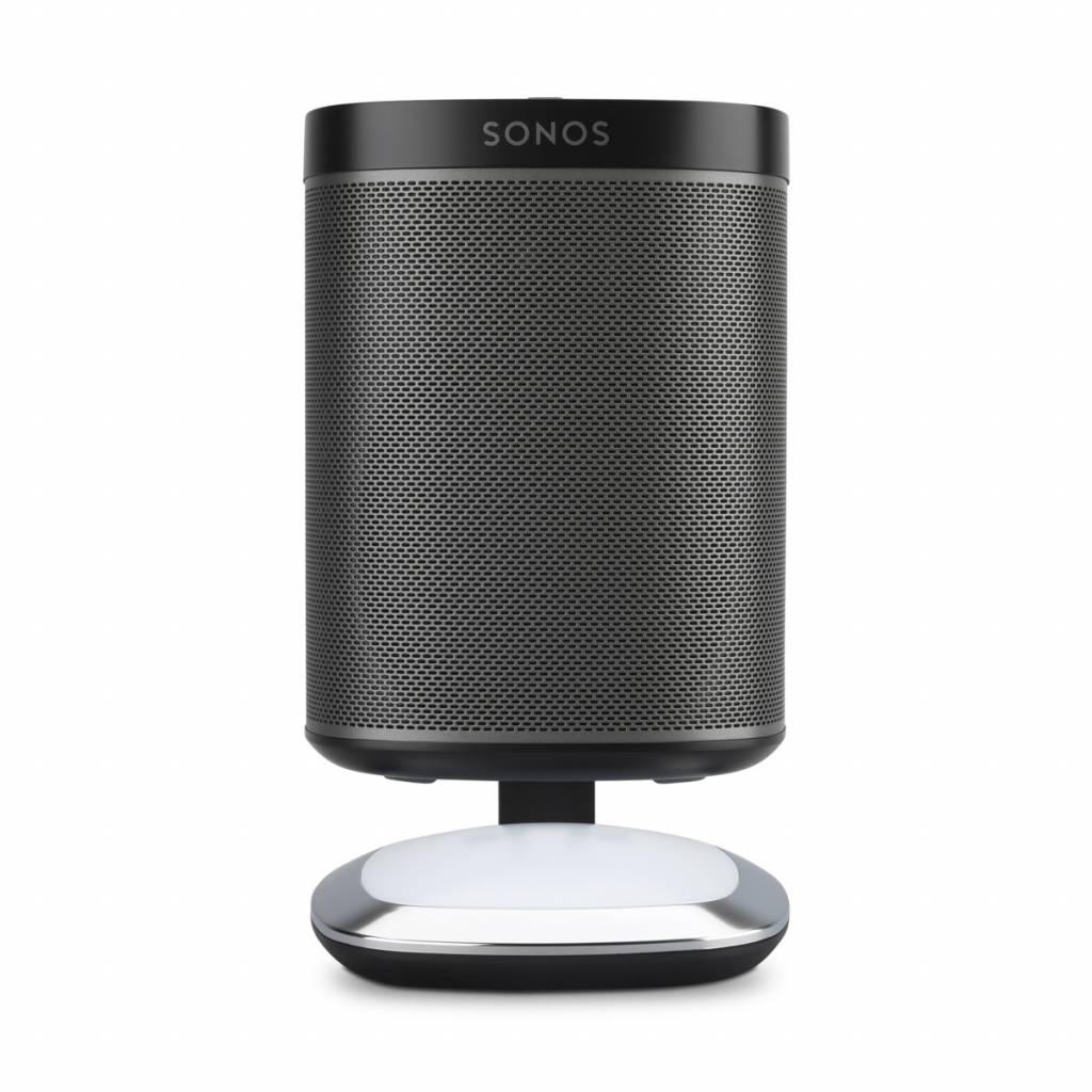 Flexson Sonos Play:1 tafelstandaard met verlichting Zwart ...
