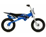 "Kawasaki Kawasaki loopfiets 12"" blauw 2,5+"