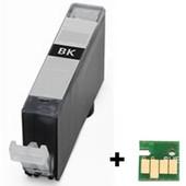 Canon CLI-526GY inktcartridge met chip (huismerk)