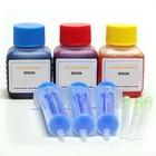 Epson navulset T0712-T0714 DuraBrite kleur