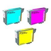 Epson T1812/T1813/T1814  inktcartridge 3-pack kleur (huismerk)