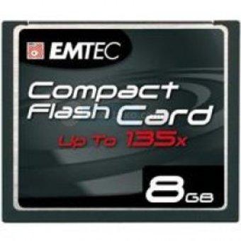 Emtec Compact Flash kaart 8GB
