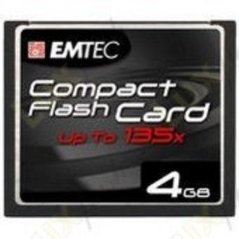 Emtec Compact Flash kaart 4GB