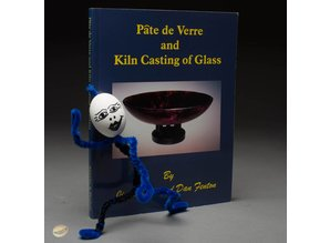Pâte de Verre and Kiln Casting of Glass by Jim Kervin & Dan Fenton