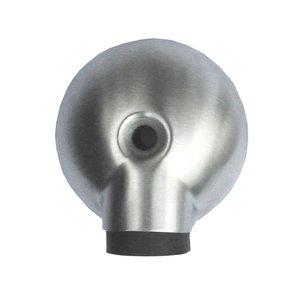 Artitec deurstopper rvs mat geborsteld 62 mm inhoud 1 set for Artitec home design