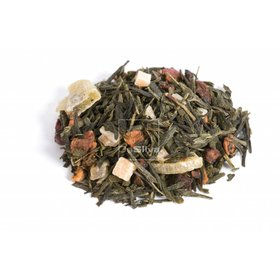 DaSilva Sencha Wellness Tea - Fruit + Q10