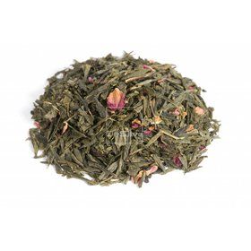 DaSilva Sencha Cranberry Orange - organic