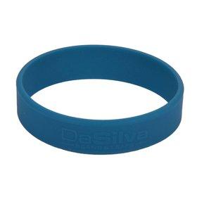 DaSilva Siliconenband BLUE 315C t.b.v. theeglas Solo