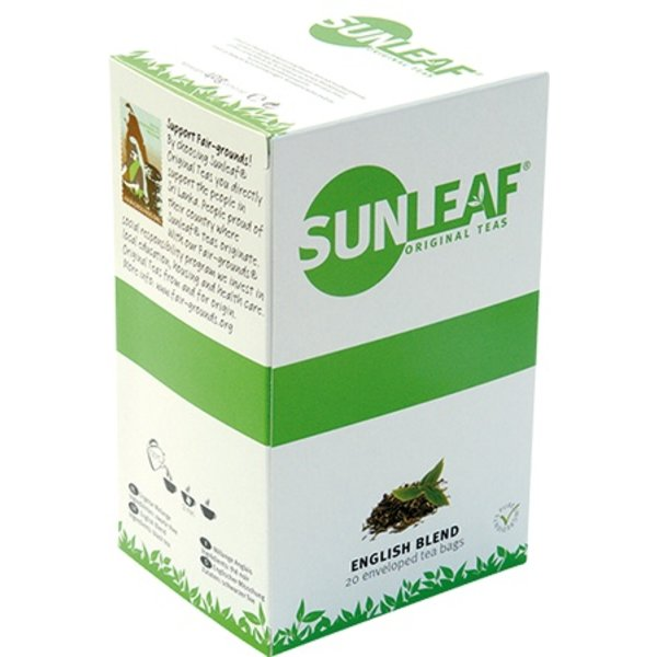 SUNLEAF Original Tea English Blend