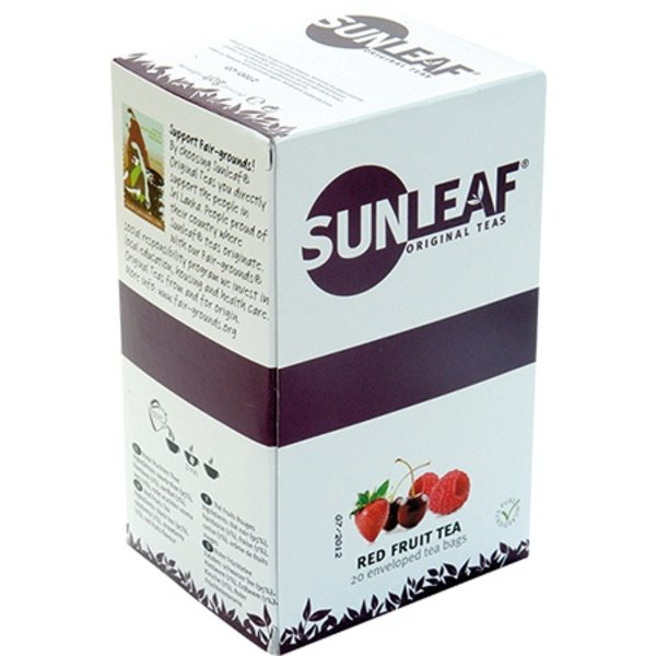 SUNLEAF Original Tea Red Fruit