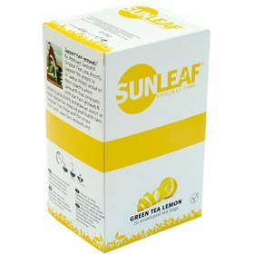 SUNLEAF Original Green Tea Lemon