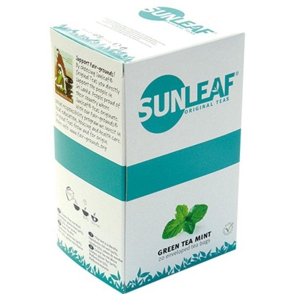 SUNLEAF Original Green Tea Mint