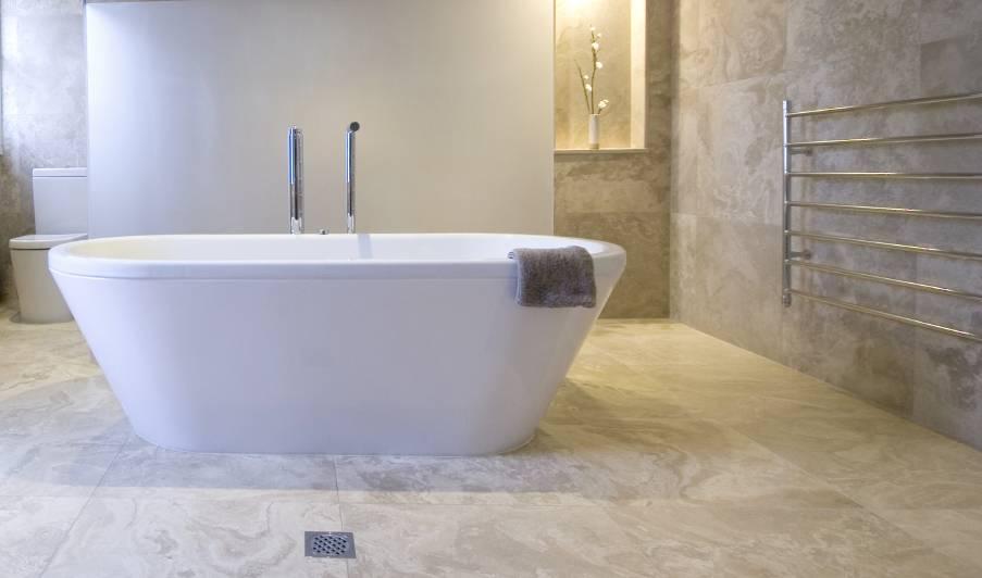 onderhoudsproducten natuursteen - natuursteen schoonmaken - marmer, Badkamer