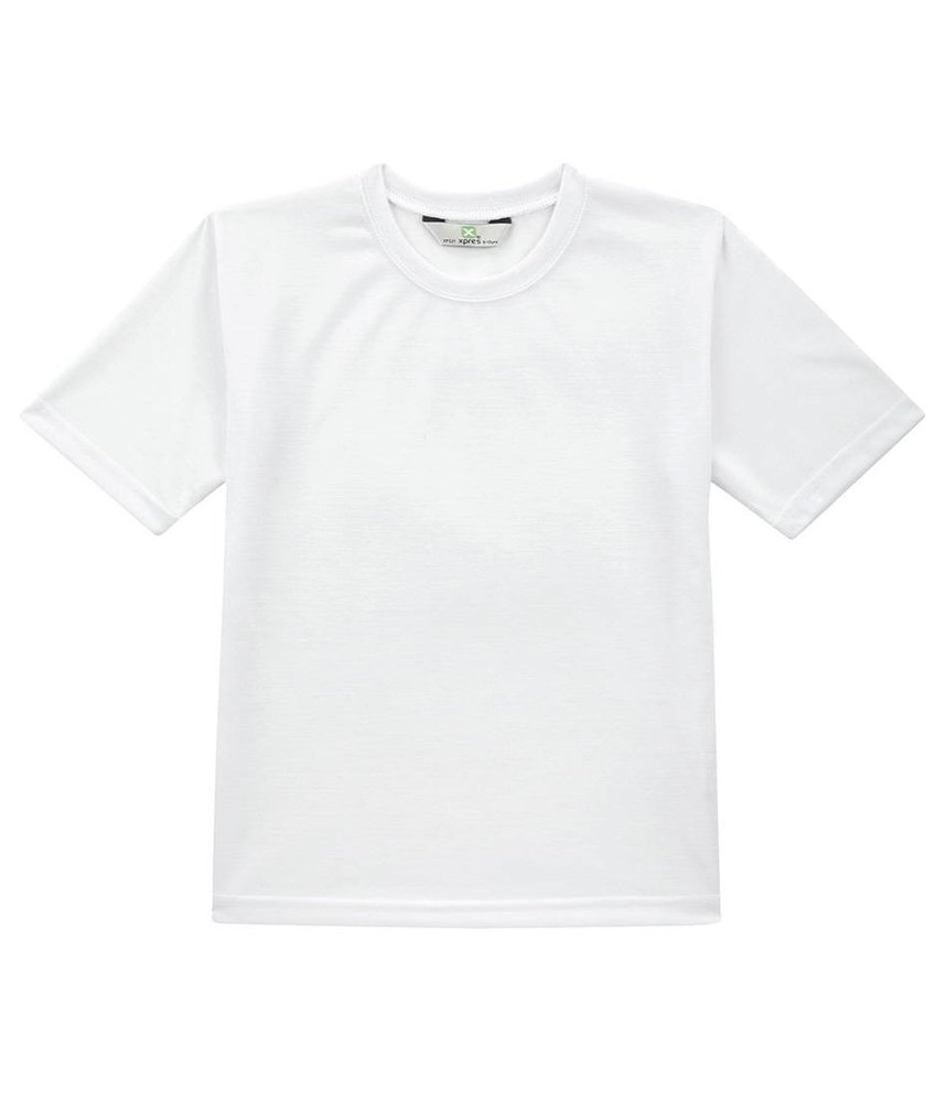 "Xpres Kids Subli Plus T-Shirt ""White"