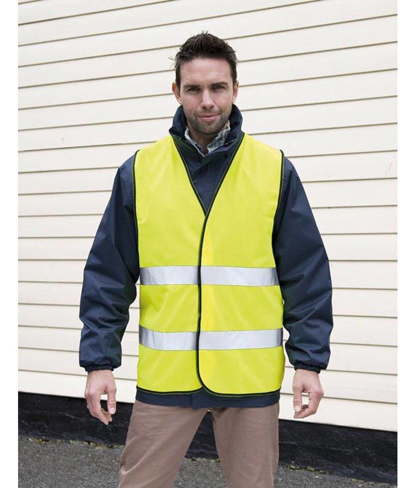 "Result Safe Guard Core Motorist Veiligheidshesje ""Fluorescent Yellow"