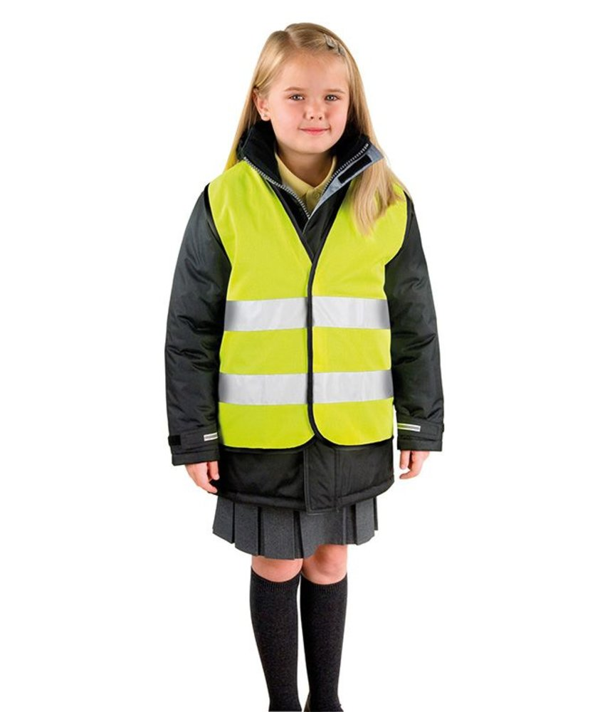 Result Safe Guard Junior Safety Hesje fluorescent Yellow