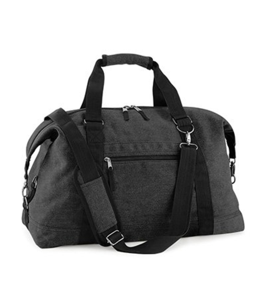 Bag Base Vintage Canvas Weekender