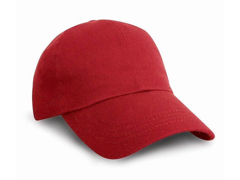 Result Headwear Heavy Cotton Drill Cap