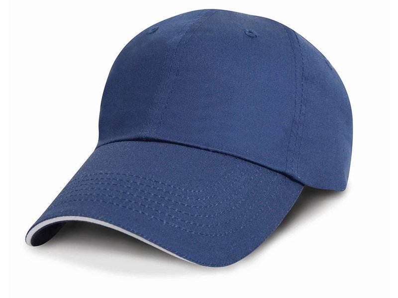 Result Headwear Brushed Cotton Twill Cap