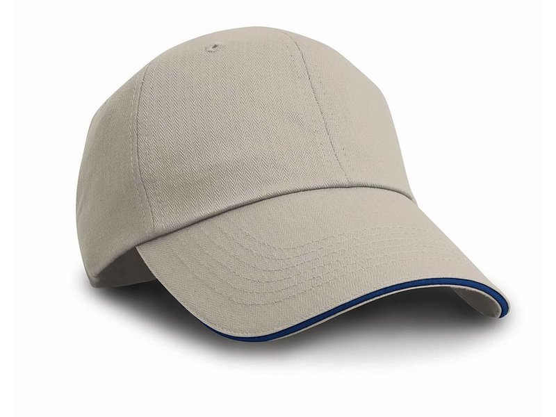 Result Headwear Brushed Cotton Cap