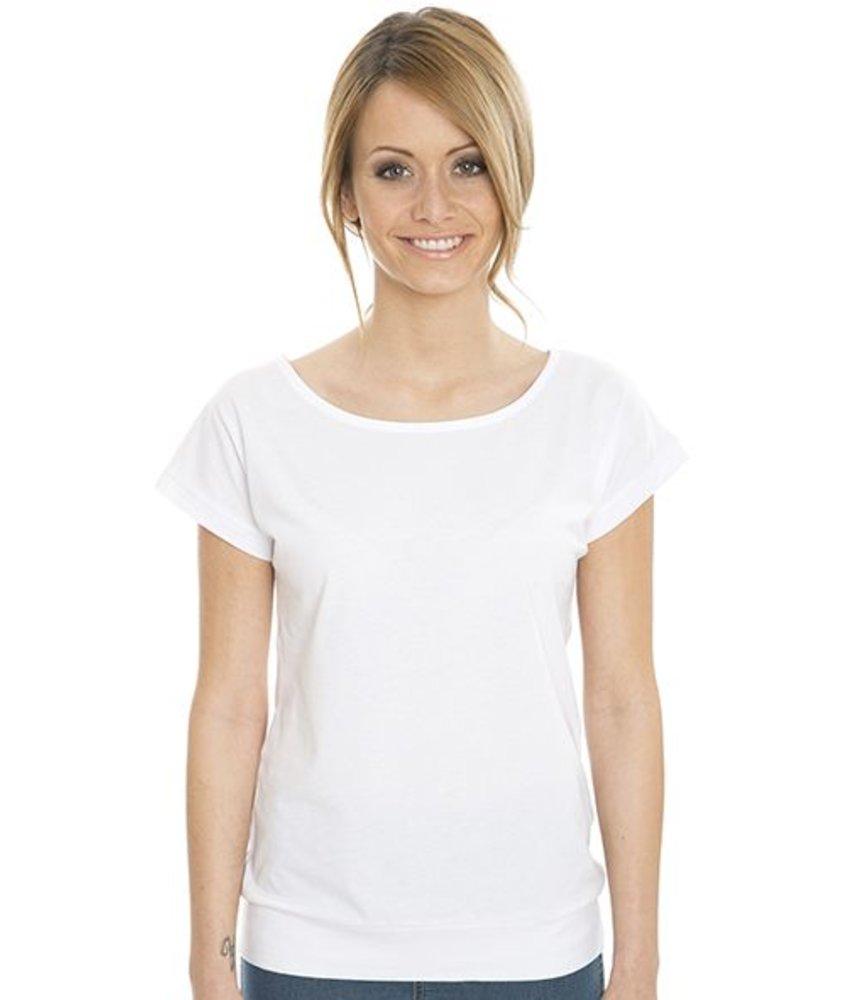 Nakedshirt Lisa - Women's Batwing T-Shirt