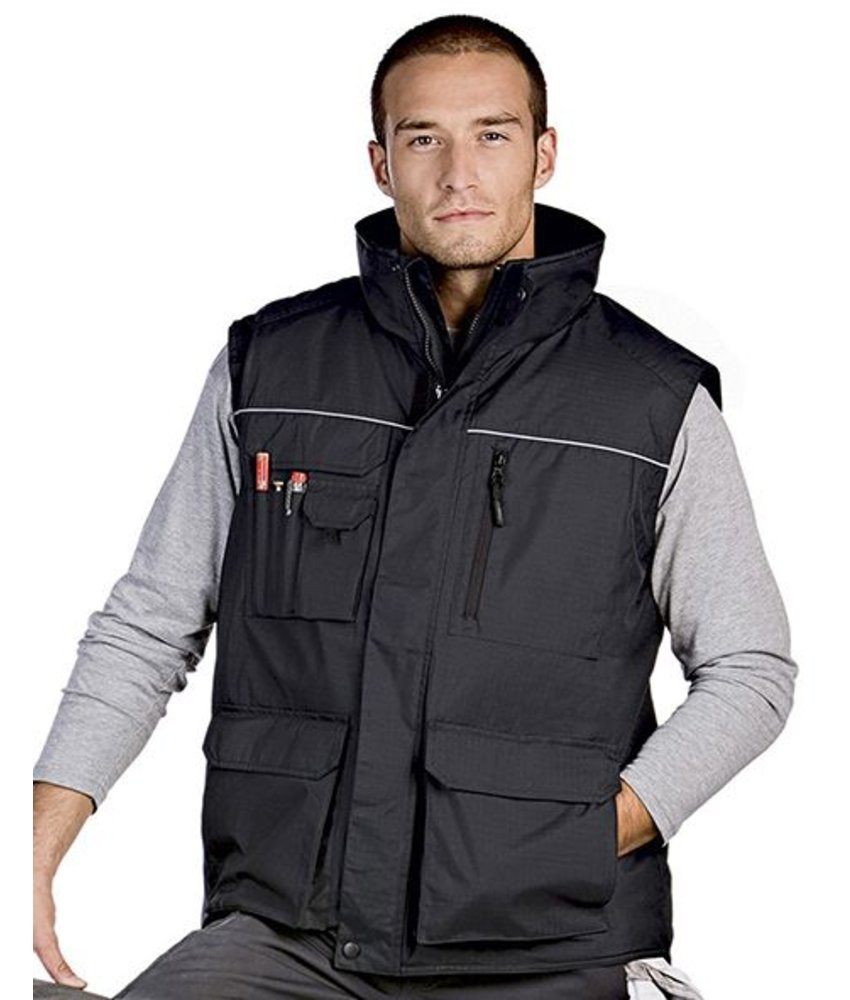 B&C Pro Workwear Bodywarmer